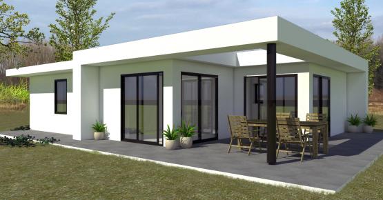Villa Lucht nieuwbouwtype